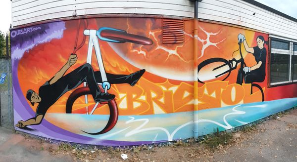 Bristol Bike Life, BS14